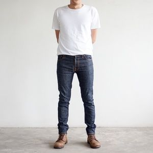 Nudie Jeans Thin Finn Dry Twill Size 29